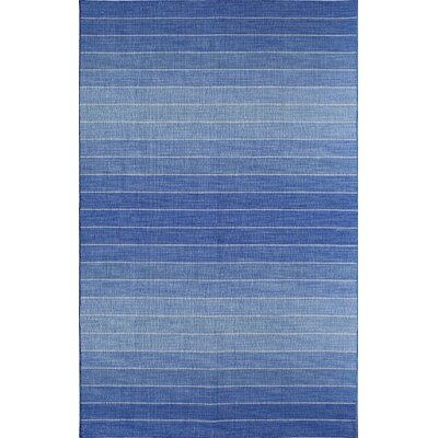 Blue Area Rug Rug Size: 5 x 8