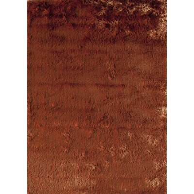 Orange Area Rug Rug Size: Runner 23 x 76