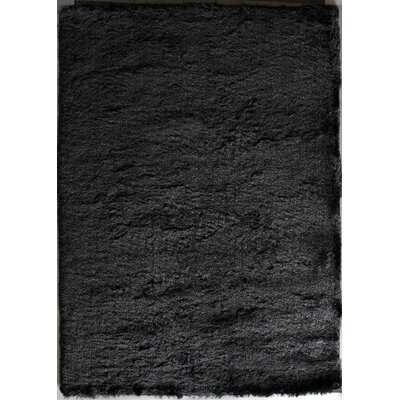 Steel Gray Area Rug Rug Size: Rectangle 7 x 9