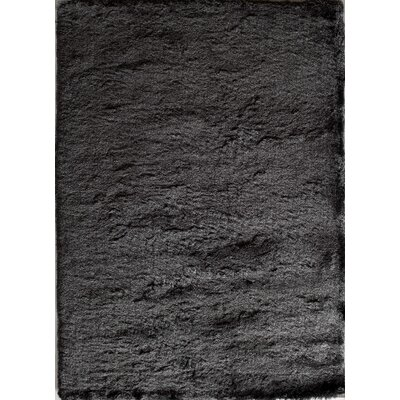 Gray Area Rug Rug Size: Rectangle 7 x 9