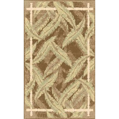 Ivory Area Rug Rug Size: 53 x 710