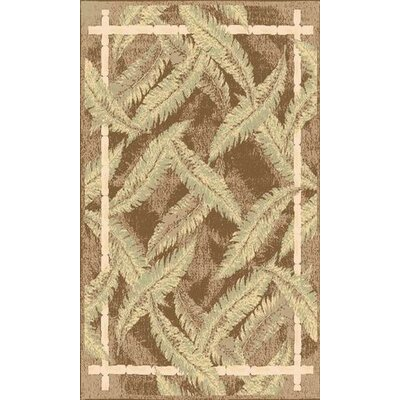 Ivory Area Rug Rug Size: 710 x 1010