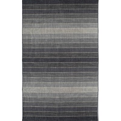 Gray Area Rug Rug Size: 5 x 8