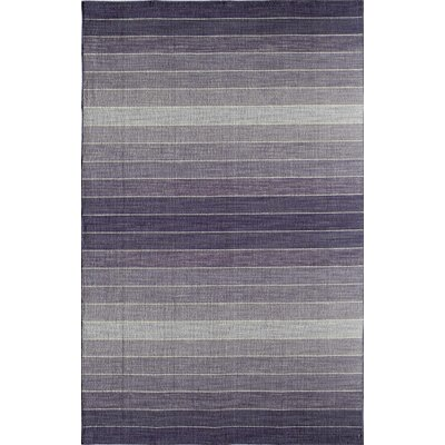Purple Area Rug Rug Size: 8 x 10