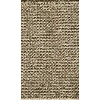 Gold Area Rug Rug Size: 5 x 8