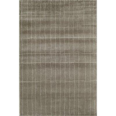 Tan Area Rug Rug Size: 53 x 710