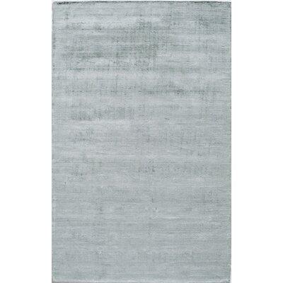 Hand-Tufted Blue Area Rug Rug Size: 2 x 3