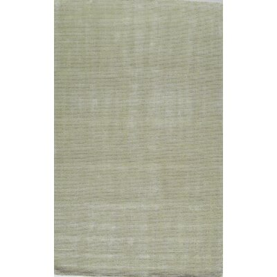 Hand-Tufted Moss Area Rug Rug Size: 5 x 8