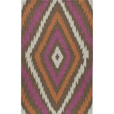 Hand-Tufted Indoor/Outdoor Area Rug Rug Size: 5 x 8