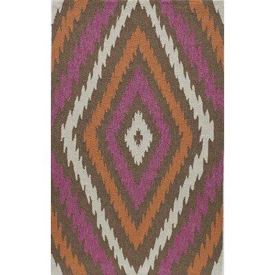 Hand-Tufted Indoor/Outdoor Area Rug Rug Size: 8 x 10
