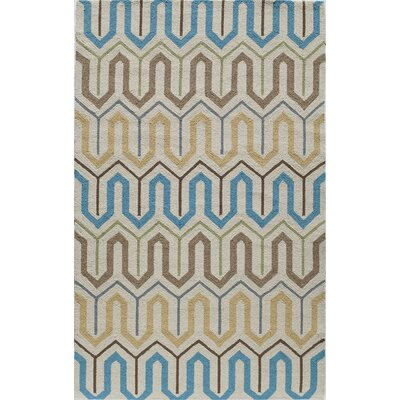 Hand-Tufted Indoor/Outdoor Area Rug Rug Size: 8 x 10