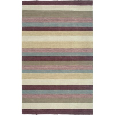 Hand-Woven Area Rug Rug Size: Runner 26 x 8