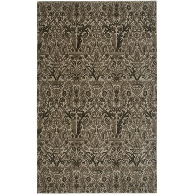 Ivory Area Rug Rug Size: Runner 23 x 77