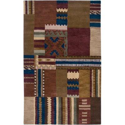 Hand-Tufted Area Rug Rug Size: 10 x 13