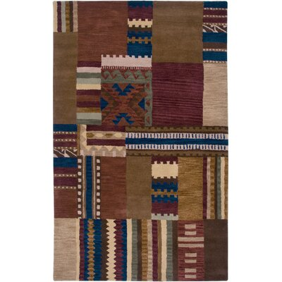 Hand-Tufted Area Rug Rug Size: Runner 26 x 10