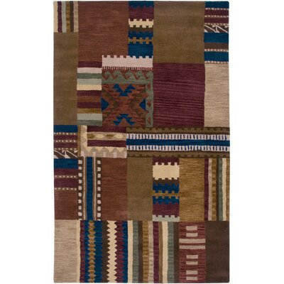 Hand-Tufted Area Rug Rug Size: Runner 26 x 6