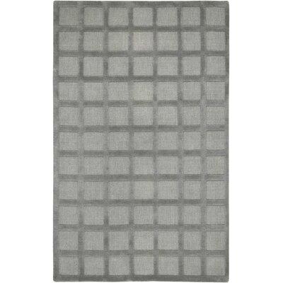 Gray Area Rug Rug Size: Runner 26 x 8
