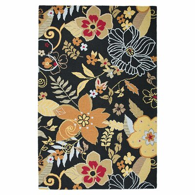 Hand-Tufted Area Rug Rug Size: 5 x 3