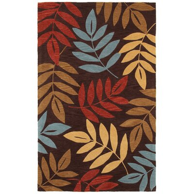Hand-Tufted Area Rug Rug Size: Rectangle 8 x 10