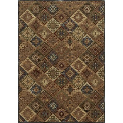 Area Rug Rug Size: Rectangle 67 x 96