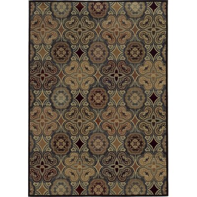Area Rug Rug Size: Round 710