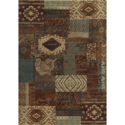Area Rug Rug Size: Rectangle 6'7