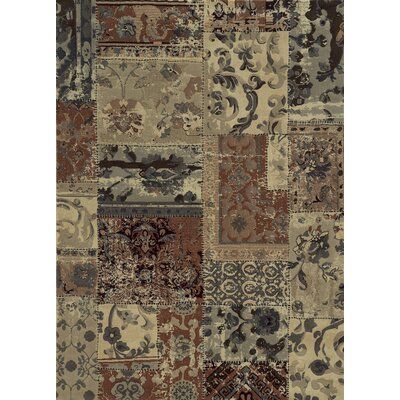 Hand-Tufted Area Rug Rug Size: 53 x 77