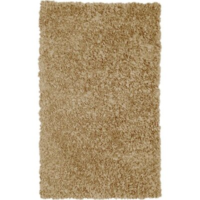 Hand-Woven Natrual Area Rug Rug Size: Rectangle 47 x 77