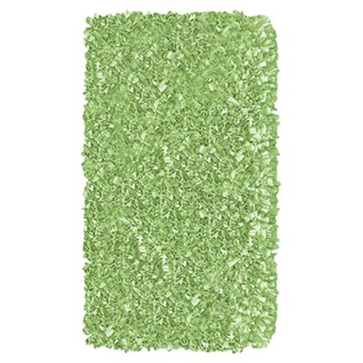 Hand-Woven Sage green Area Rug Rug Size: 2'8