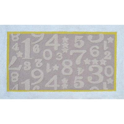 Area Rug Rug Size: 47 x 77