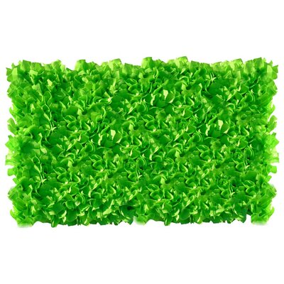 Green Area Rug Rug Size: Rectangle 27 x 47