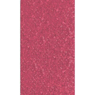Hand-Woven Raspberry Area Rug Rug Size: Rectangle 4'7