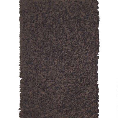 "Hand-Woven Brown Area Rug Rug Size: 1'10"" x 2'10"" CNTC4712 27672228"