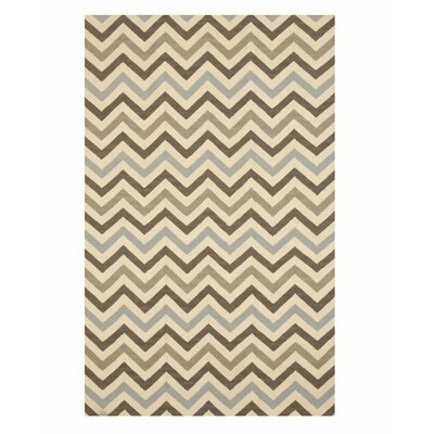 Handmade Multi Area Rug Size: Rectangle 8 x 10
