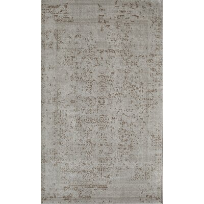 Antique Cream Area Rug Rug Size: 2 x 4