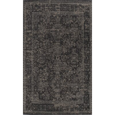 Antique Gold Area Rug Rug Size: 4 x 6