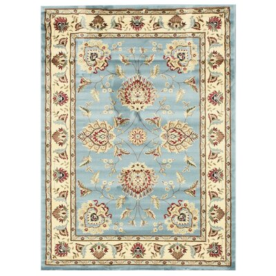 Virginia Blue Area Rug