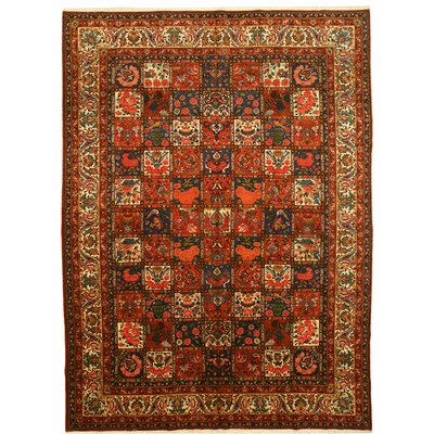Swarthmore Hand Knotted Area Rug