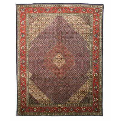 Monticello Hand Knotted Area Rug