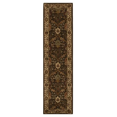 Searsmont Hand Tufted Red Area Rug