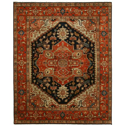 Geoffrey Hand Knotted Area Rug