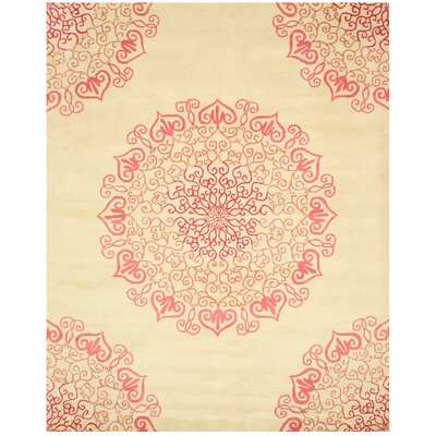 Cassidy Hand Tufted Ivory Area Rug