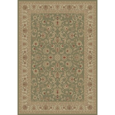 Heather Grey Bergama Area Rug Rug Size: Rectangle 53 x 77