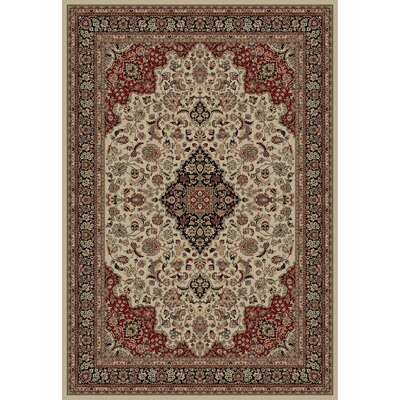 Persian Classics Oriental Medallion Area Rug Rug Size: 93 x 1210