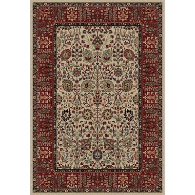 Persian Classics Oriental Vase Area Rug Rug Size: 93 x 1210