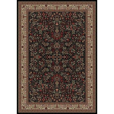 Persian Classics Oriental Sarouk Area Rug Rug Size: 710 x 112