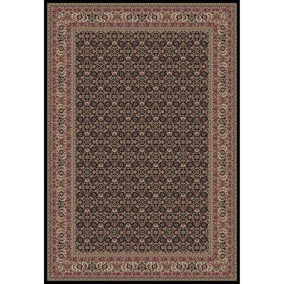 Persian Classics Oriental Herati Brown Area Rug Rug Size: 93 x 1210