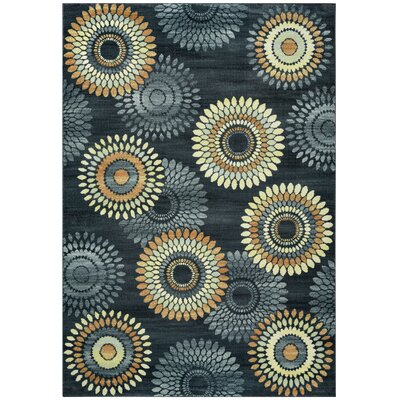 Sorrento Area Rug Rug Size: Rectangle 33 x 53