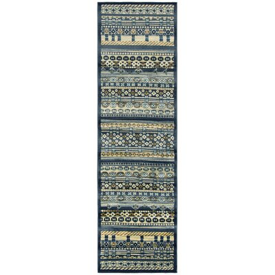 Area Rug Rug Size: Runner 23 x 77