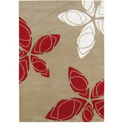 Pike Hand-Tufted Area Rug Rug Size: Rectangle 5 x 8